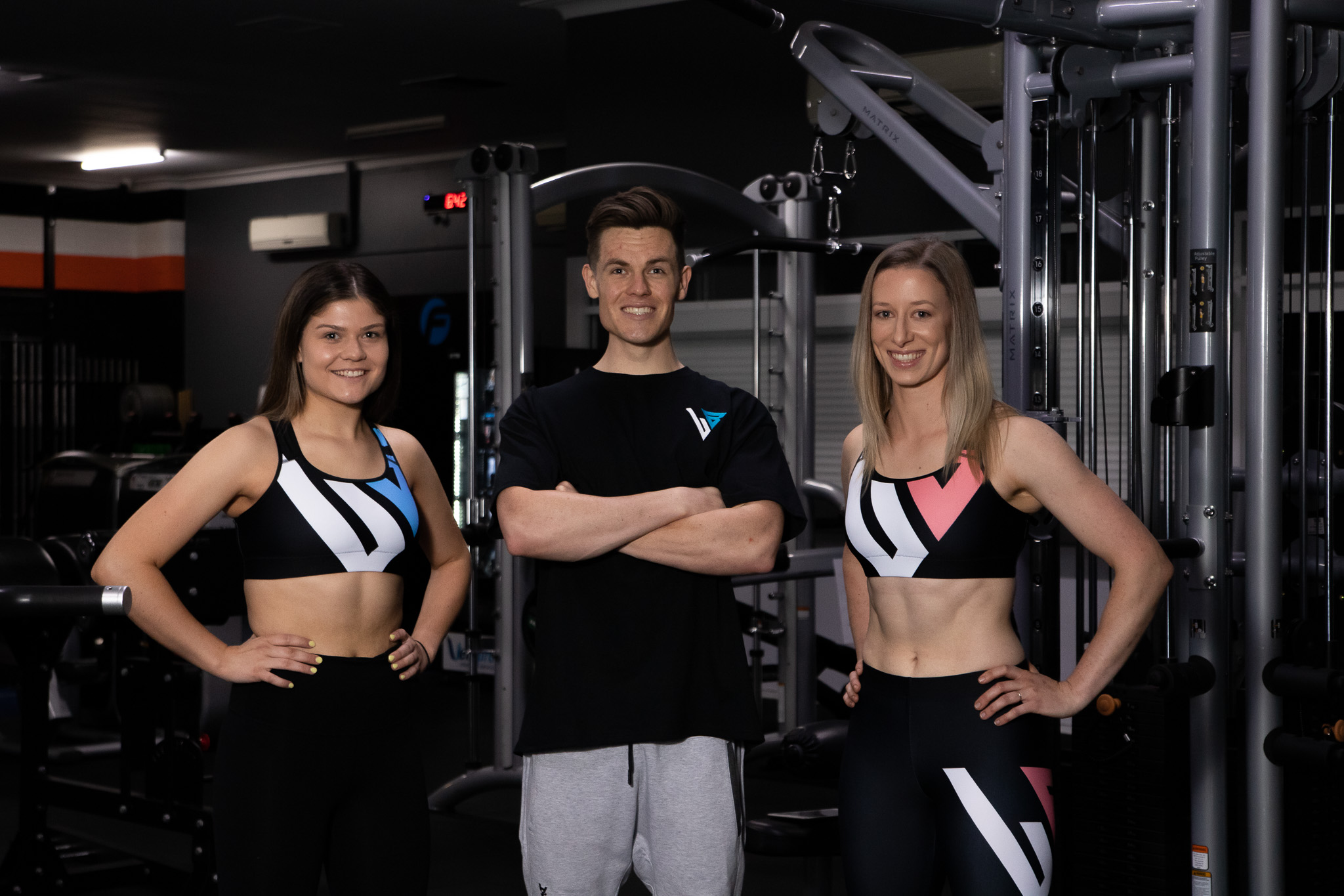product, fitness, riverland, gym, healthy, promotional, customised, website, personal trainer, commercial, clothing